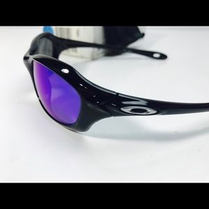 26af29c19aca6 ... denmark oakley accessories oakley xs fives sunglasses pol black blue  iridium f145f 4bde1
